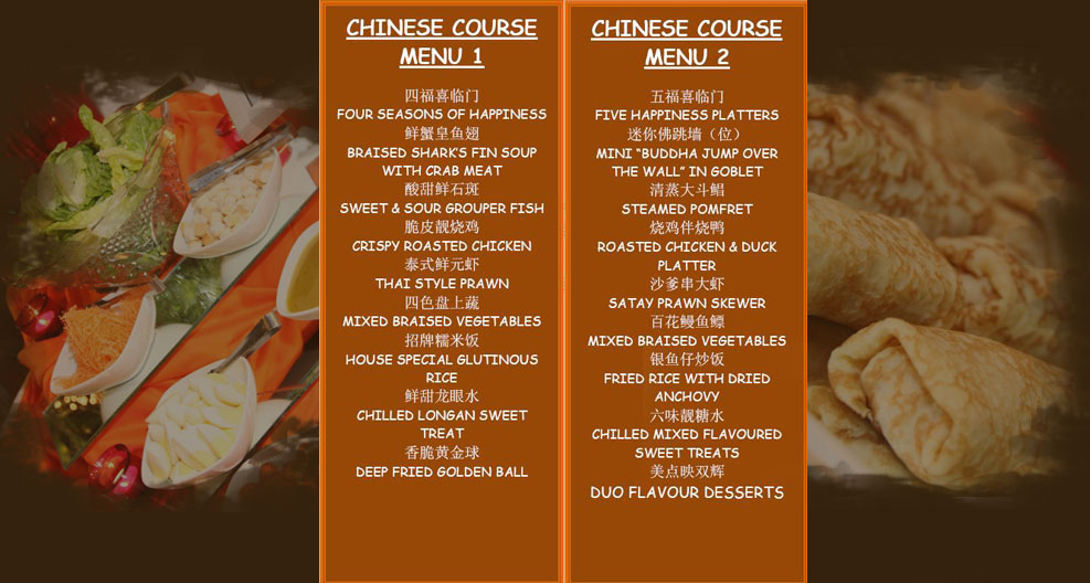 Chinese Course